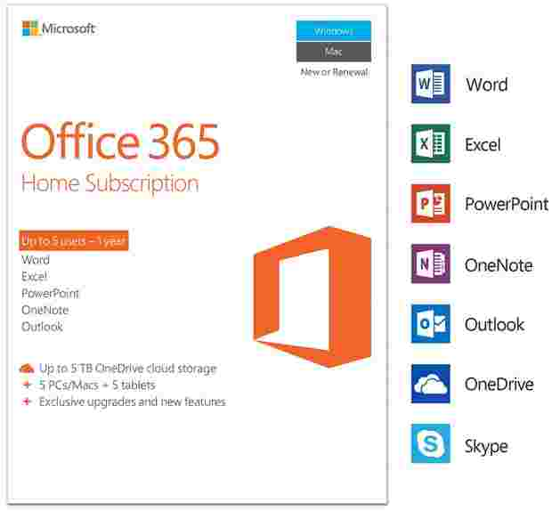 how to download microsoft office subscriptrion